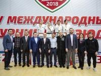 Кубок вызова РФСО «Локомотив» по дзюдо