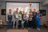 Первенство работников Московской железной дороги по лыжным гонкам
