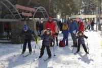 Соревнования по лыжным гонкам «Командирская лыжня» на Западно-Сибирской ж.д.