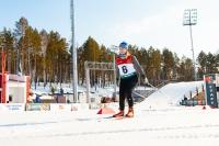 Чемпионат работников ОАО «РЖД» по лыжым гонкам. День первый