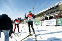 Чемпионат работников ОАО «РЖД» по лыжым гонкам. День второй