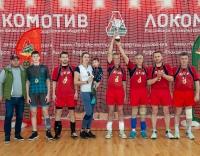 Турнир по волейболу памяти начальника МЖД И.Л.Паристого