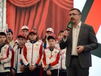 Спартакиада детей работников ОАО «РЖД». День третий.