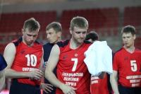 Кубок ОАО «РЖД» по волейболу. День второй