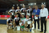 Кубок ОАО «РЖД» по волейболу. День третий