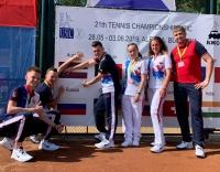 XXI чемпионат МССЖ