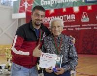 Спартакиада работников Московской железной дороги