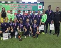 Суперфиналисты «Локобола–2019–РЖД»