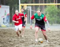 Чемпионат Западно-Сибирской ж.д. по пляжным видам спорта
