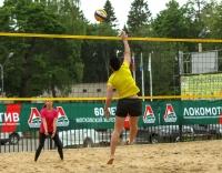 Первенство работников МЖД по пляжному волейболу