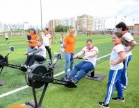 Фестиваль семейных команд работников Северной ж.д.«Туриада-2019»