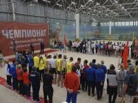 Чемпионат работников ОАО «РЖД» по пляжному волейболу. День 1