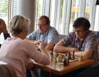 Первенство работников Московской ж.д. по шахматам
