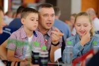 Фестиваль семейных команд «Туриада 2019». День третий