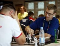 Чемпионат работников ОАО «РЖД» по шахматам. День первый
