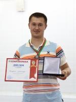 Летняя Спартакиада работников железнодорожного транспорта РФ  - Второй день