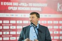 Кубок ОАО «РЖД» по волейболу. Женщины. День третий