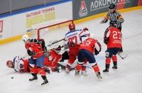 Кубок ОАО «РЖД» по хоккею. Красноярск-2019. День второй