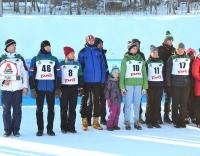 Чемпионат Красноярской ж.д. по лыжным гонкам, 01/02/2020