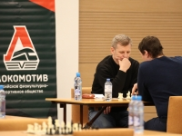 Первенство Московской ж.д. по лыжным гонкам и шахматам, 07-09/02/2020
