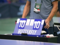 Чемпионат по настольному теннису. День третий. 16/09/2020