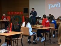 Чемпионат работников ОАО «РЖД» по шахматам. День первый. 28/09/2020