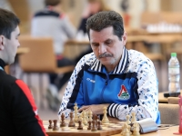 Чемпионат работников ОАО «РЖД» по шахматам. День второй. 29/09/2020