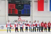 Кубок Московской железной дороги по хоккею с шайбой. Пересвет, 09-11/10.2020