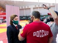 Кубок Вызова РФСО «Локомотив» по дзюдо. День первый, 31/10/2020