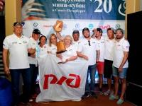 «Мини-кубок Усть-Луги 2020». 02/08/2020