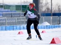 Чемпионат Красноярской ж.д. по лыжным гонкам, 05/02/2021