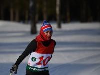 Чемпионат работников ОАО «РЖД» по лыжным гонкам, 27/02/2021