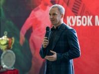 Кубок МЖД по футболу 8х8. 17/04/2021
