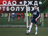 Кубок ОАО «РЖД» по футболу 8х8. 02/05/2021