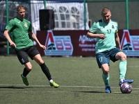 Кубок ОАО «РЖД» по футболу 8х8. 03/05/2021