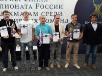 Абсолютный чемпионат России по шахматам среди корпоративных команд, 24/07/2021