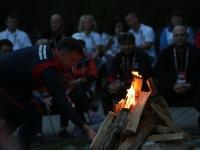 Чемпионат работников ОАО «РЖД» по спортивному ориентированию. День первый. 18/08/2021