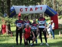 Чемпионат работников ОАО «РЖД» по спортивному ориентированию. День второй. 19/08/2021