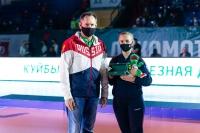 III Кубок ОАО «РЖД» по волейболу среди женских команд. День третий, 10/10/2021