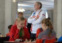 Чемпионат и Первенство по шахматам (Первый день)