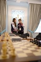 Чемпионат и Первенство по шахматам (Второй день)