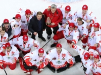 Кубок РОСПРОФЖЕЛ по хоккею с шайбой (Награждение)